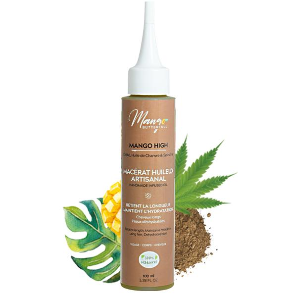 MANGO BUTTER HIGH MACERAT 100ML