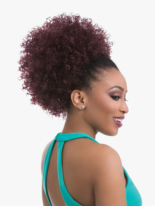 SENSATIONNEL INSTANT PONY NATURAL AFRO 10″