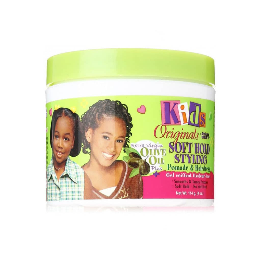 KIDS ORGANICS – SOFT HOLD STYLING 120ML