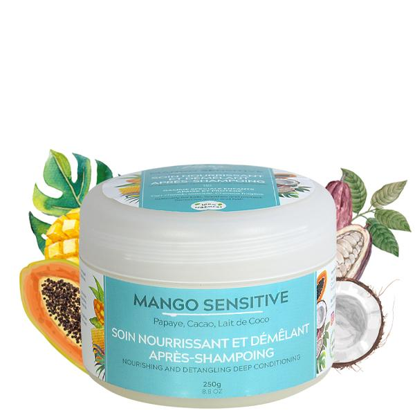 MANGO BUTTER SENSITIVE SOIN NOURRISSANT 250ML