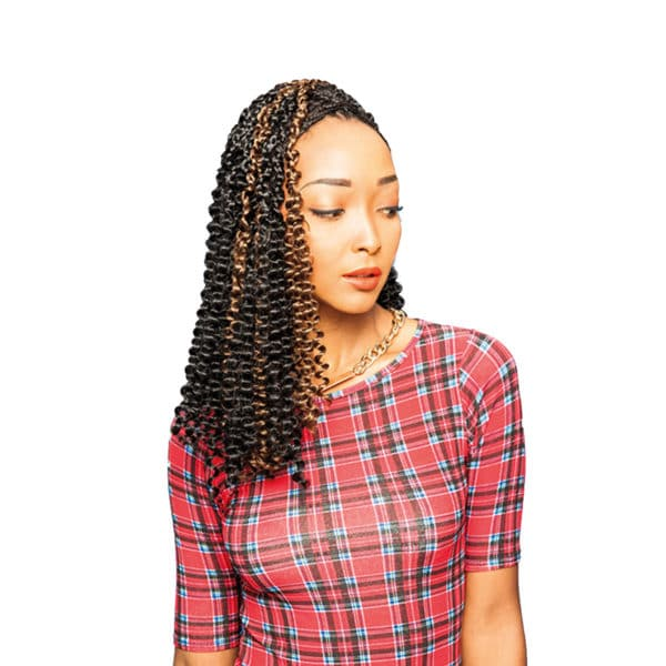 URBAN SPRING (CROCHET BRAIDS)