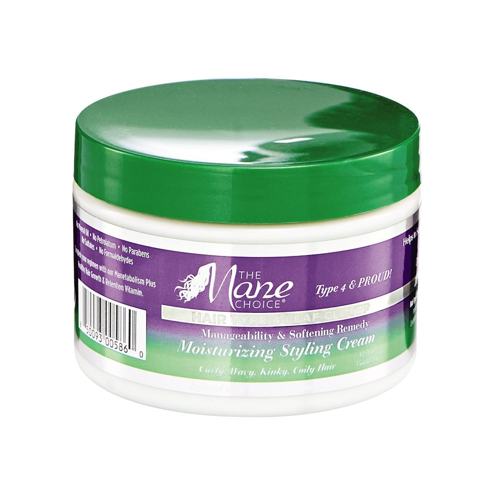 THE MANE CHOICE 4 LEAF CLOVER STYLING CREAM