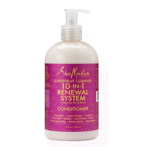 "SHEA MOISTURE SUPERFRUIT Conditioner ""10-in-1"" 384ml"