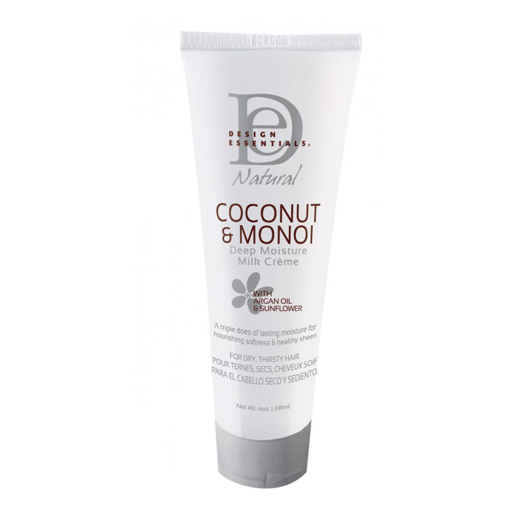 DESIGN ESSENTIALS COCONUT & MONOÏ – DEEP MOISTURE MILK CRÈME