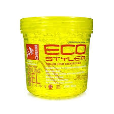 ECO STYLER – YELLOW POUR CHEVEUX COLORES (473ML)