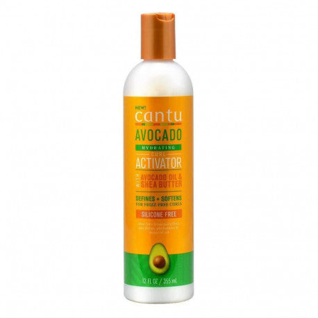 CANTU AVOCADO CURL ACTIVATOR CREAM (355ML)