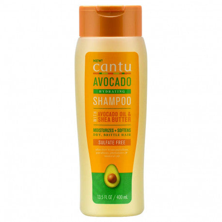 CANTU AVOCADO HYDRATING SHAMPOO (400ML)