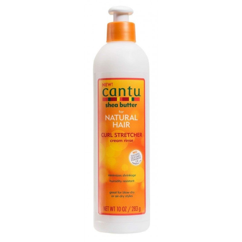 CANTU – CURL STRETCHER CREAM RINSE (Après shampoing Anti-Shrinkage)