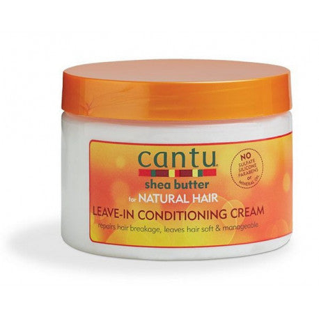 CANTU - LEAVE-IN CONDITIONING CREAM (340G)