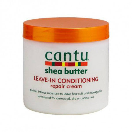 CANTU - SHEA BUTTER LEAVE-IN CONDITIONING REPAIR CREAM (453G)