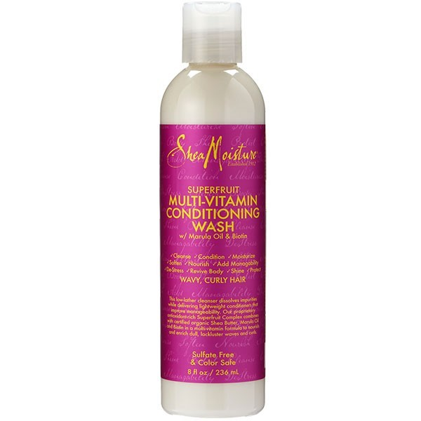 SHEA MOISTURE SUPERFRUIT Multi-Vitamin Conditioning Wash 236ml