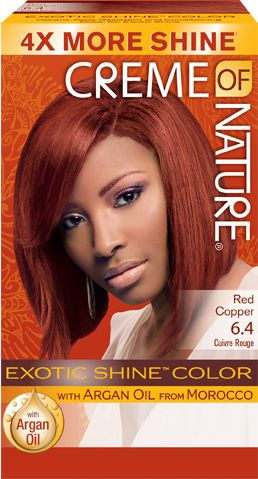 Crème Of Nature Coloration Red Copper 6.4