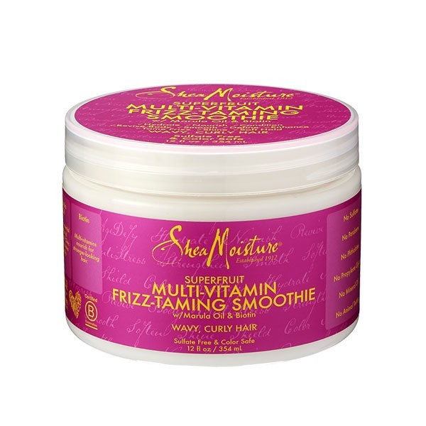 SHEA MOISTURE SUPERFRUIT anti-frisottis SMOOTHIE 354ml