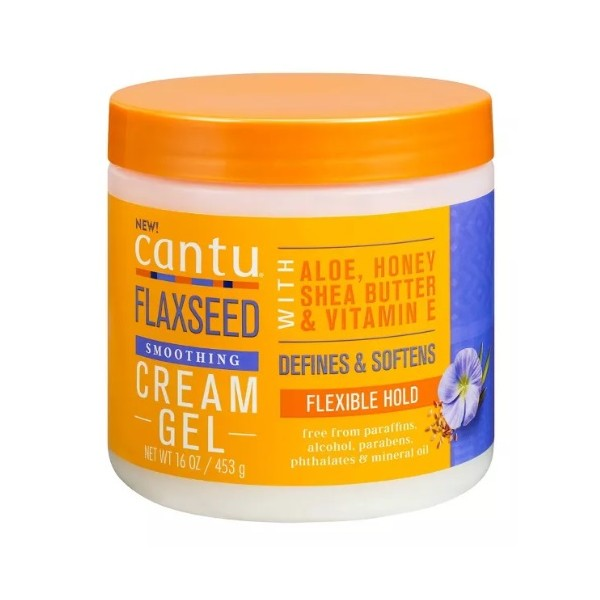 CANTU - FLAXSEED CREAM GEL (453G)