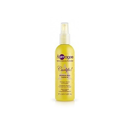 APHOGEE – Curlific Moisture Rich Leave In Spray 237ml