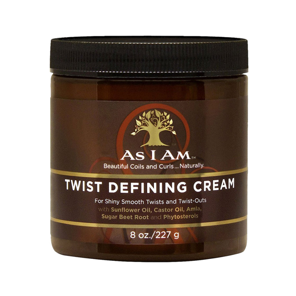 AS I AM – TWIST DEFINING CREAM (CRÈME COIFFANTE POUR TWISTS)