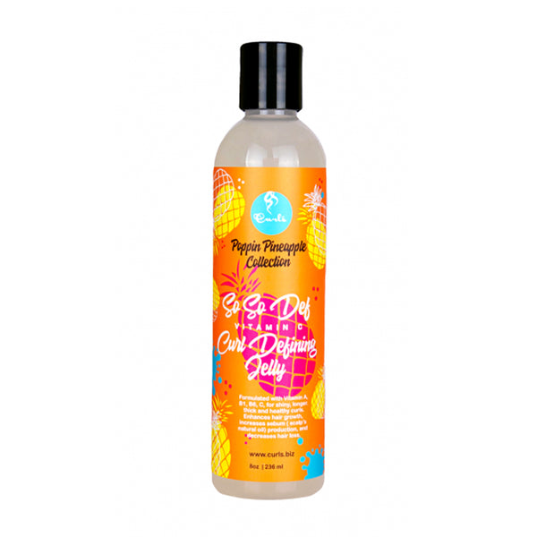 Curls - Gelée définissante pour boucles POPPIN PINEAPPLE 236ml (Curl Defining Jelly)