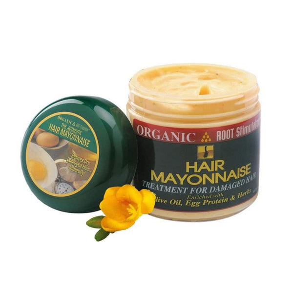 OLIVE OIL MAYONNAISE CAPILLAIRE 454G