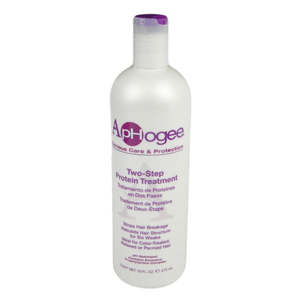 APHOGEE – TWO-STEP PROTEIN TREATMENT – 473ML