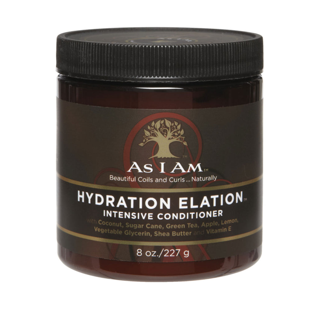 AS I AM – HYDRATION ELATION (MASQUE NOURRISSANT)