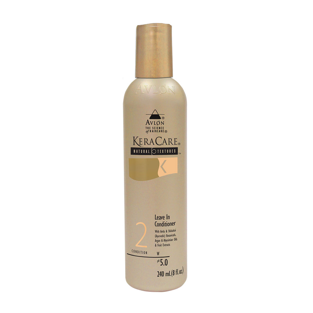 KERACARE – NATURAL TEXTURES – LEAVE IN CONDITIONER