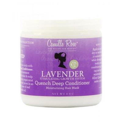 Camille Rose Lavender - Masque Hydratant Quench Deep Conditioner