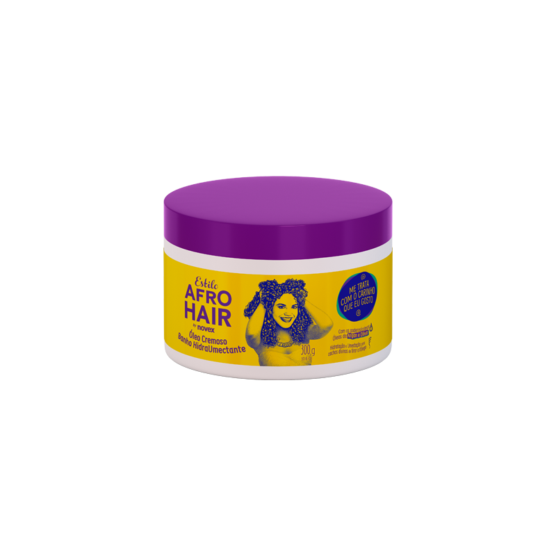 NOVEX AFRO HAIR MASQUE HYDRATANT 300G