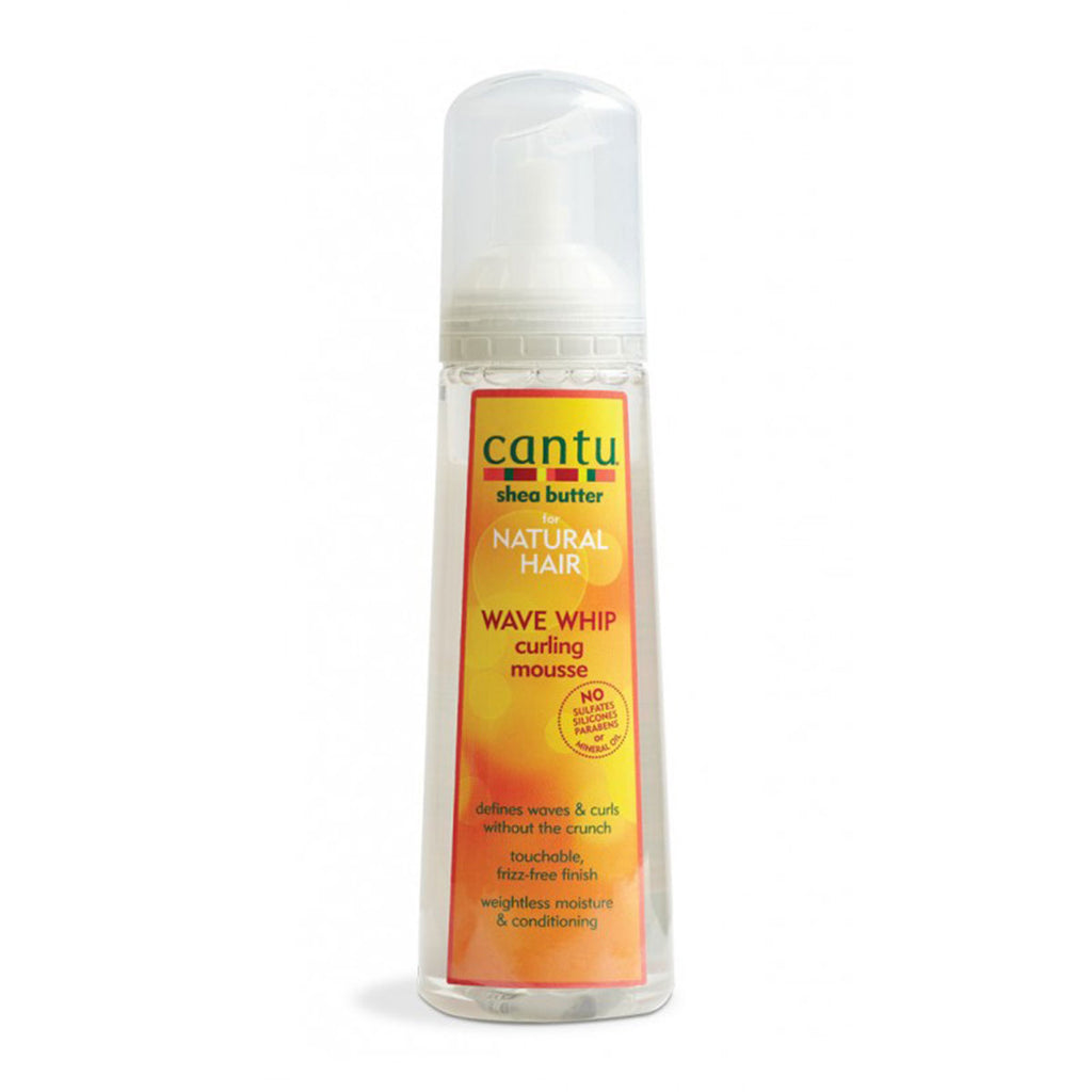CANTU – WAVE WHIP CURLING MOUSSE