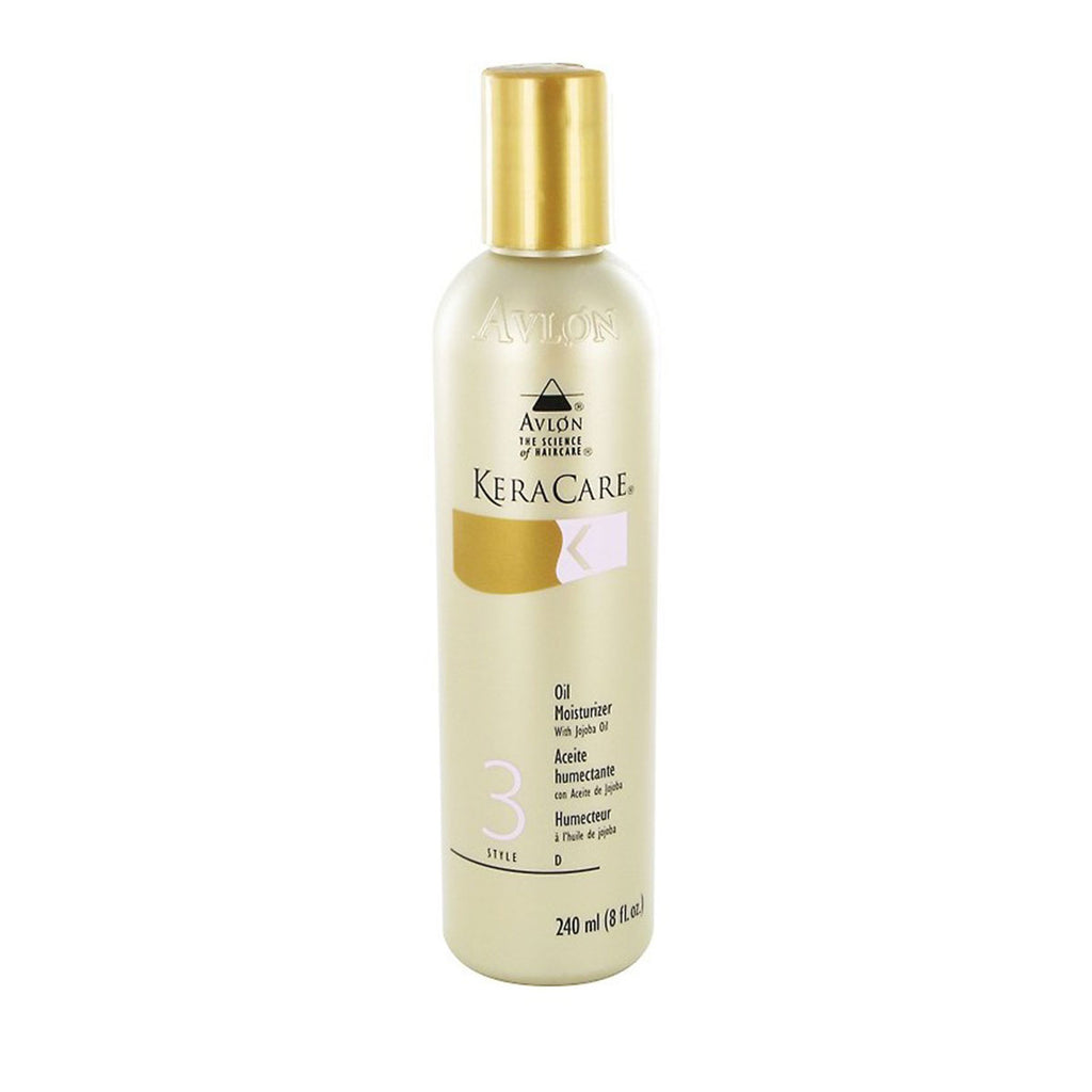 KERACARE – LOTION HYDRATANTE – OIL MOISTURIZER WITH JOJOBA OIL