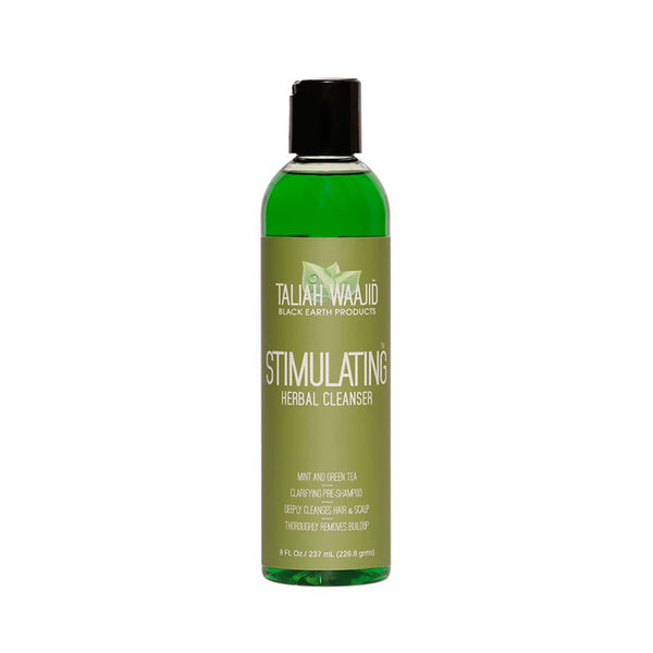 PRÉ-SHAMPOOING STIMULATING HERBAL CLEANSER BLACK EARTH