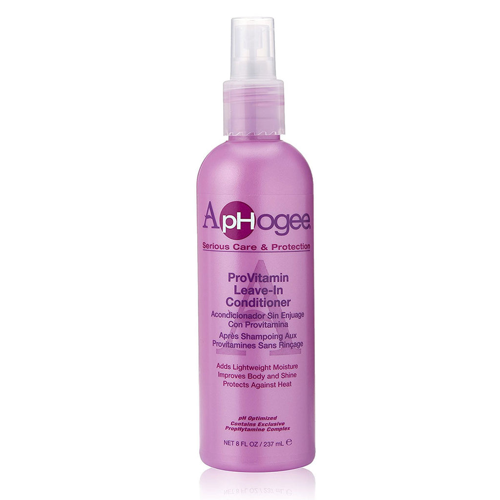 APHOGEE – PROVITAMIN LEAVE-IN CONDITIONER – 237ML