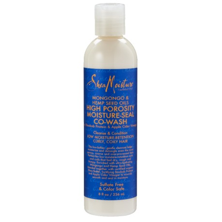 SHEA MOISTURE - HIGH POROSITY - MONGONGO & HEMP COWASH (236ML)