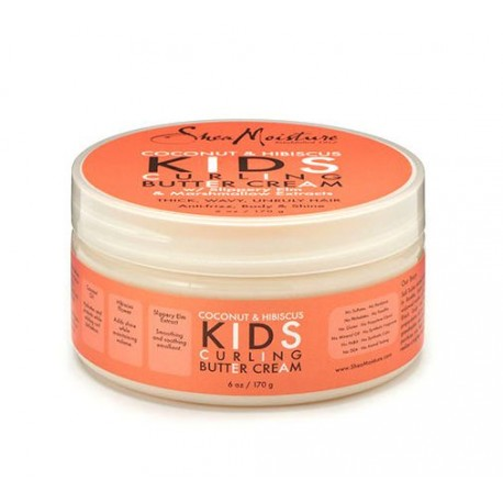 SHEA MOISTURE KIDS - CURLING BUTTER CREAM