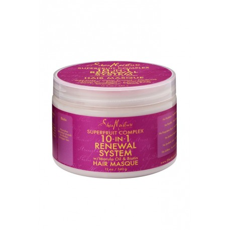 SHEA MOISTURE - SUPERFRUIT COMPLEX 10-IN-1 - MASQUE