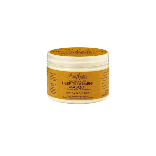 SHEA MOISTURE – RAW SHEA BUTTER – DEEP TREATMENT MASQUE
