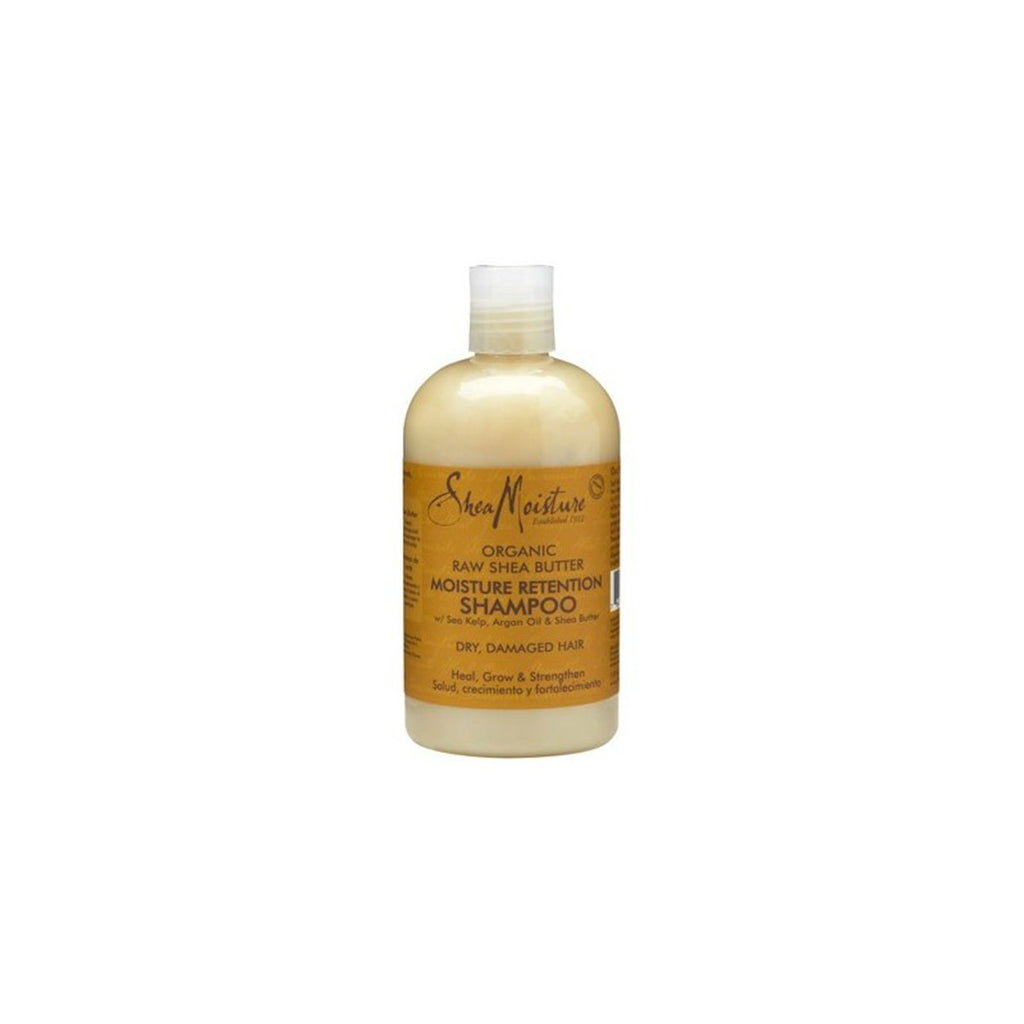 SHEA MOISTURE – RAW SHEA BUTTER – MOISTURE RETENTION SHAMPOO
