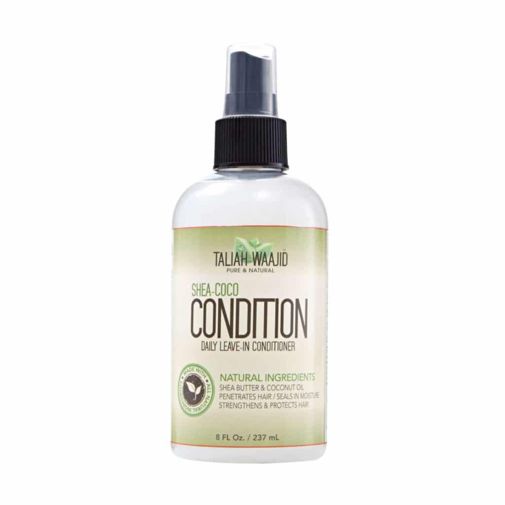 SHEA COCO NATURAL HAIR DAILY LEAVE IN CONDITIONER TALIAH WAAJID