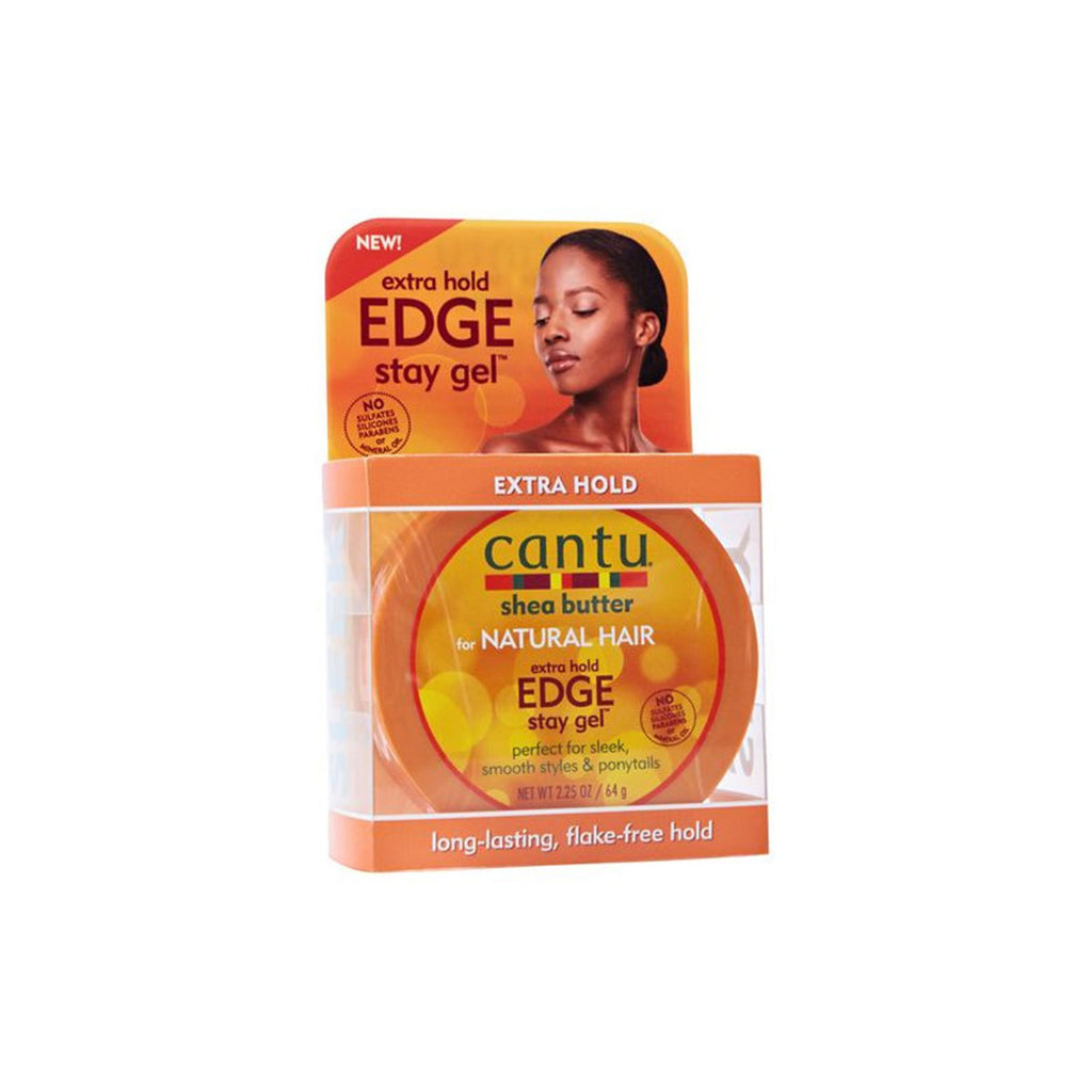 CANTU – EXTRA HOLD EDGE GEL