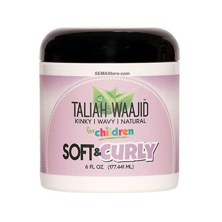 TALIAH WAAJID KIDSSORFT AND CURLY 177ML 5(Gelée)