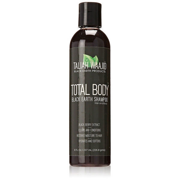 TALIAH WAAJID BLACK EARTH TOTAL BODY SHAMPOO