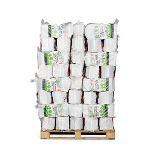 Kiln Dried Hardwood Bags Pallet (€4.34/bag - 80 Units)