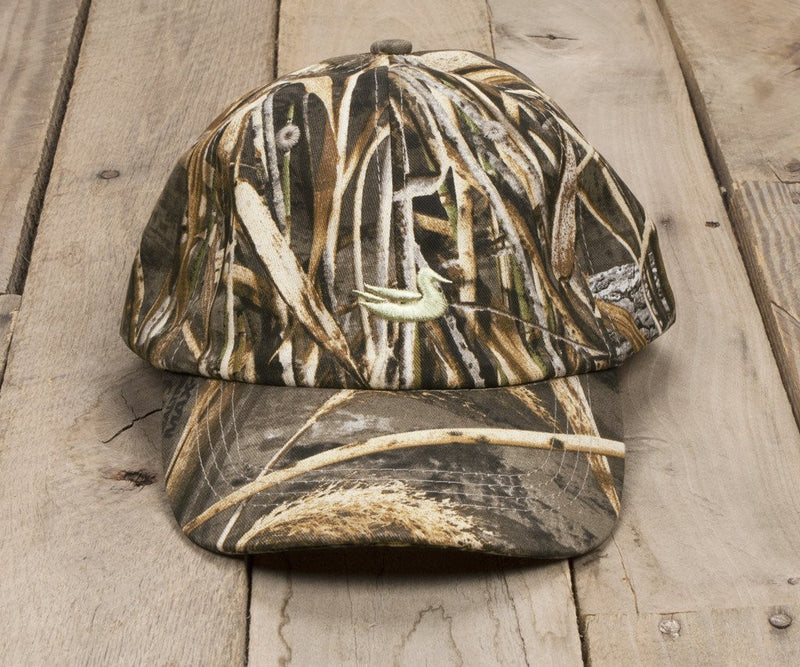 Southern Marsh 'Real Tree MAX-5 Camoflauge' Hat- Tan