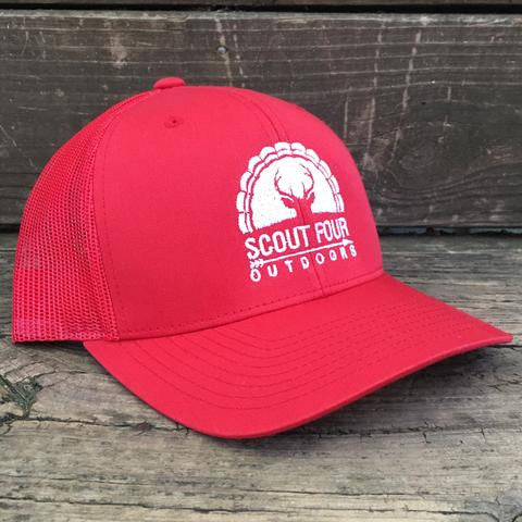 Scout Four Outdoors 'Madison' Trucker Hat