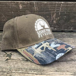 Scout Four Outdoors 'Oil Rig' Waxed Trucker Hat