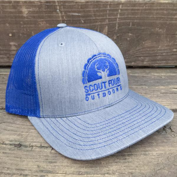 Scout Four Outdoors 'Skyline' Trucker Hat
