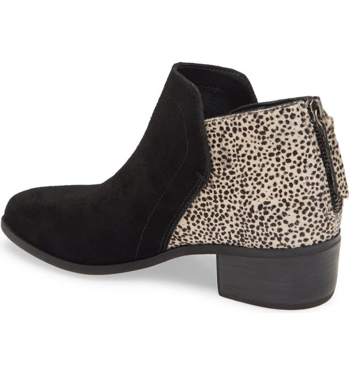 Matisse Poppy Black Booties