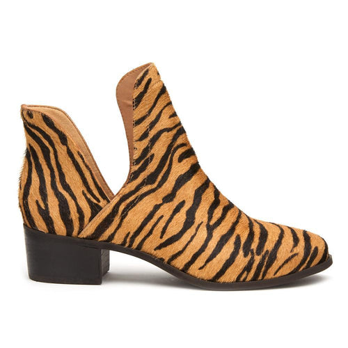 Matisse Pronto Tiger Booties