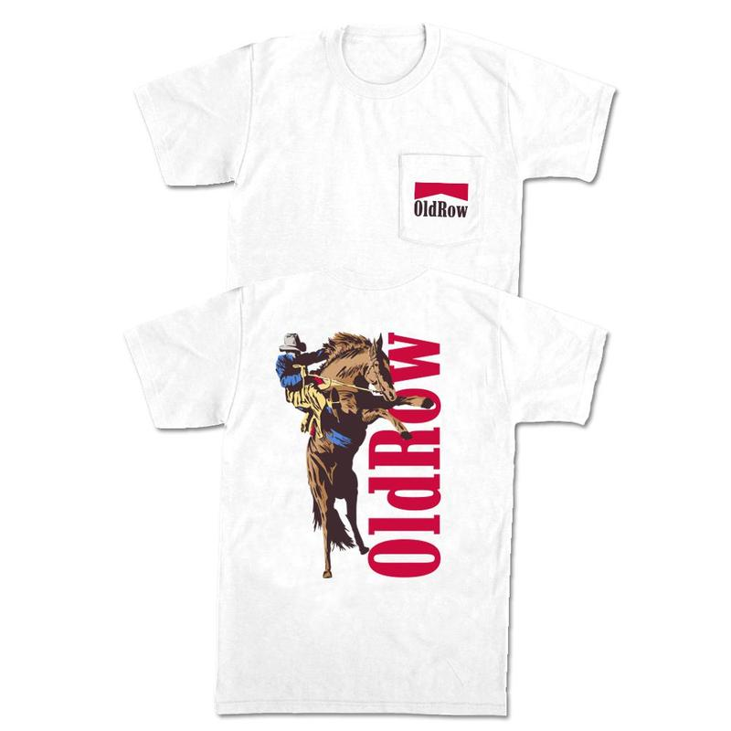 old row the cowboy 2.0 t shirt