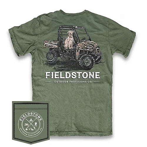 Fieldstone Outdoors Fieldstone ATV Short Sleeve T-Shirt