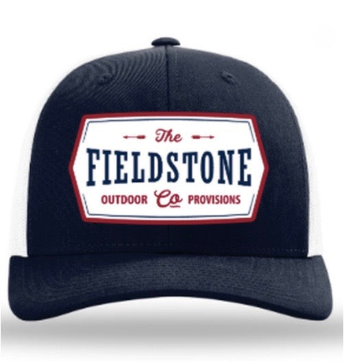 fieldstone outdoors patriotic patch hat